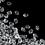 Crystal Head Vodka Herkimer diamonds